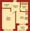 Уфа - В новостройках - Продам или обменяю 1 комнатную в мкр. Колгуевский на участок по ИЖС в черте г.Уфы - фото недвижимости 1