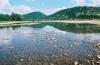 река Инзер рядом с санаторием