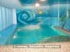 Уфа - В новостройках - действующая сауна «Центр здоровья «Приозерный»»  в микрорайоне «Сипайлово», помещение общей площадью 336,7  кв.м.  1-й зал состоит из 2 комнат отдыха с TV, финской сауны до 9 посадочных мест, 2 душевы - фото недвижимости 1