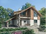 Предложение лот 1221 - Дом 147 кв.м. на 9 сотках в 28 км от МКАД.