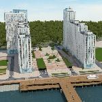 Предложение лот 2427 - ЖК «Белая река» ул. Кузнецовский Затон