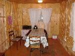 Предложение лот 261 - Сдается дом в демском кордоне, имеется баня с финской и немецкой печкой