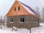 Уфа - Земельные участки: ИЖС - Недостроенный  коттедж в Русском Юрмаше обменивается на квартиру в Уфе или продаётся - Лот 731