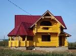 Уфа - Дома,Коттеджи,Таунхаусы - Продается новый коттедж  в д. Глумилино  ( 30 км от Уфы) - Лот 766