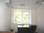 Уфа - Офисные помещения - Аренда небольшого офиса 14 кв.м. в современном здании банка (с кондиционерами и мебелью) в конце Пр. Октября - Лот 827