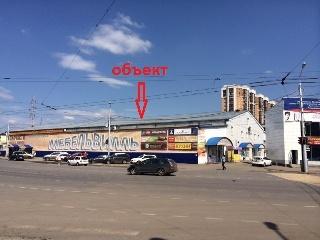 Уфа - Торговые площади - Продам торговое двухэтажное помещение общей площадью 4001,6 кв.м. (первый этаж 1999,8 кв.м., высота потолка 4,1 м.,  второй этаж 2001,8 кв.м. высота потолка 3.2 м.) РБ, г.Уфа, Октябрьский район,  ул.