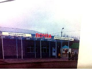 Уфа - Торговые площади - Сдам в аренду торговый остановочный павильон 76,9 кв.м. две входные группы. 50 кВт электроэнергии. РБ, г. Белебей, ул. Ленина, 7 Б.