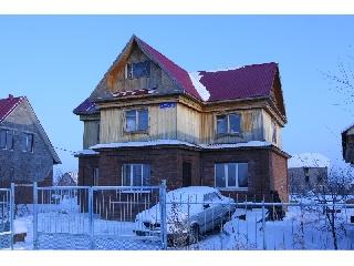 Уфа - Дома,Коттеджи,Таунхаусы - Продается или обменивается на 2 однокомнатные коттедж в д. Бурцево (Шмидтово), 15 км от города Уфа