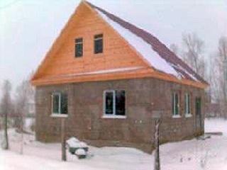 Уфа - Дома,Коттеджи,Таунхаусы - Недостроенный  коттедж в Русском Юрмаше обменивается на квартиру в Уфе или продаётся
