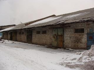 Уфа - Складские помещения - Продается помещения в северной части города Уфа  площадью 753 и 1153 кв. м.,