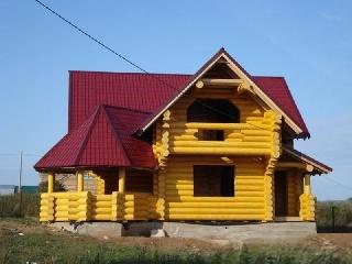 Уфа - Дома,Коттеджи,Таунхаусы - Продается новый коттедж  в д. Глумилино  ( 30 км от Уфы)