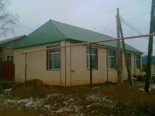 Уфа - Дома в черте города - Новый кирпичный дом в Бирске